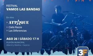 """Festival """"Vamos Las Bandas"""""""