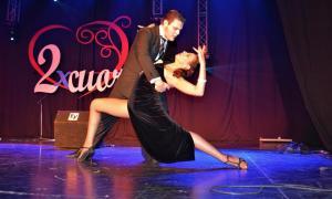 Tango 2xCuore en Junín