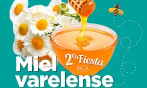 Segunda fiesta de la miel varelense este 18 y 19 de mayo