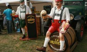 Uribelarrea (Cañuelas)festeja la 11° edición de la Fiesta de la Picada y la Cerveza Artesanal.