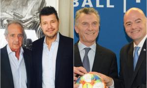 Macri presidirá Fundación FIFA