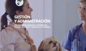 Figaro es un sistema de gestión que promete brindar todas las soluciones para veterinarias.