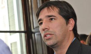 General Viamonte: Flexas proclamado precandidato a intendente (Foto: Cuarto Político)