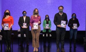 Galmarini y Katopodis presentaron las Políticas de Género de AySA