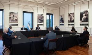 Cuarentena: Vuelven los entrenamientos de fútbol a partir del lunes 10 de agosto