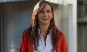 Malena Galmarini es titular de Aysa y militante feminista