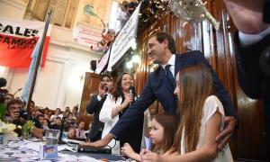 La Plata: Garro asumió su segundo mandato(ImpulsoBaires)