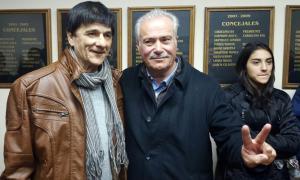 Gasparini se tomó licencia hasta fin de mes y asumió Horna.