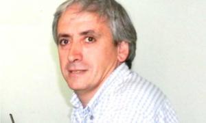 Javier Gastón Intendente electo por UNA, en Chascomús.