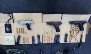 Un gendarme con armas y picana fue detenido tras una persecución en Morón