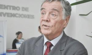 Luis Genoud. Foto: El Popular