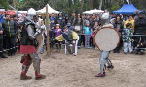 Mar de las Pampas recibe la 4° edición de Invierno Medieval.
