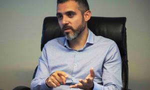 Cristian Girard, titular de ARBA