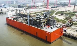 YPF canceló un contrato para producir gas natural licuado en Bahía Blanca