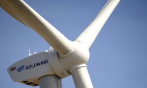 La empresa china Goldwind, con una inversión que superó los 75 millones de dólares, fue la encargada de construir este parque eólico.