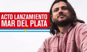 "Juan Grabois lanza ""Patria Grande"" en Mar del Plata, un espacio en respaldo de Cristina Kirchner"