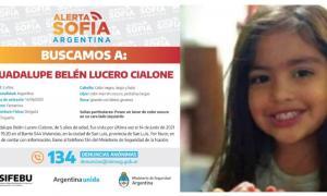 Búsqueda de Guadalupe en San Luis: Convocan brigadas caninas de Provincia de Buenos Aires