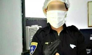 La oficial acusada fue identificada como Evelyn Marine Mansilla (28 años) Foto: Prensa