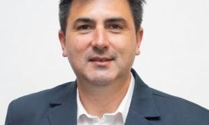 El presidente del Concejo Deliberante de Chacabuco,Lisandro Herrera