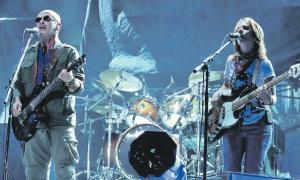 Las Pelotas, una de las que suena para el Baradero Rock 2015.