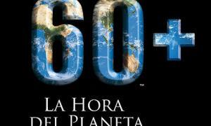 La Hora del Planeta para concientizar sobre el cambio climático
