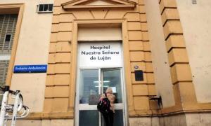 Un hospital de Luján: El distrito superó los mil casos