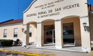 Carbonell fue director del Hospital Carrillo de San Vicente hasta enero cuando asumió la subsecretaría.