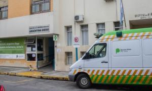 Hospital Argentina Diego, de Azul.