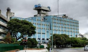Hospital Naval de Capital Federal.