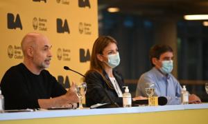 """Rodríguez Larreta: """"Vamos a sostener la presencialidad en la escuela disminuyendo la circulación"""""""
