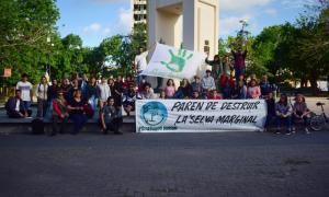 Este jueves 28 hay una nueva asamblea frente al Municipio de Berazategui