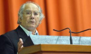 Pérez Esquivel formará parte del acto de este miércoles. Foto: Sitio web Pérez Esquivel.