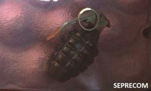 En el Nacional de Adrogué encontraron una granada. Foto: Prensa