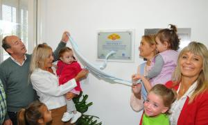 Monte Hermoso tiene su primer Jardín Maternal Nº1. Foto: Prensa