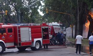 Ariel falleció a causa de las graves quemaduras que le provocó el incendio por una fuga de gas.