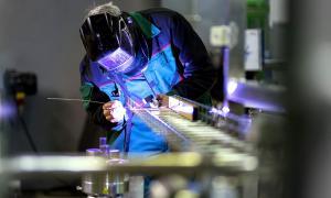 La utilización de la capacidad Instalada en la industria fue del 63,5% en abril