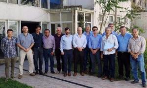 Los intendentes justicialistas se reúnen en Alberti.