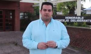 Sebastián Alvarez es candidato a concejal por Cumplir.