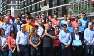 Tour de la Antorcha olímpica de los Juegos de Buenos Aires 2018 pasará por distritos bonaerenses