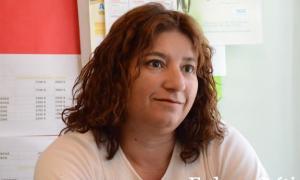 Jorgelina Maydana asegura que jamás puso plata para la campaña electoral de Cambiemos. Foto: EnlaceCrítico