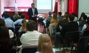Se realizó la Primera Jornada de Comercio Internacional para Pymes en Colón