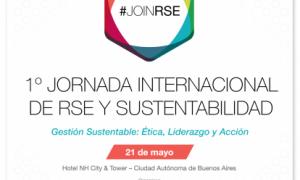 IARSE y AmCham organizan la Primera Jornada Internacional de RSE y Sustentabilidad