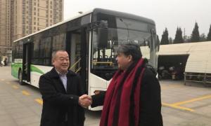 Ishii anunció la firma de convenios para que la empresa asiática se instale en José C. Paz