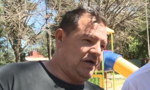 El parrillero de Escobar criticó a la ministra Stanley.