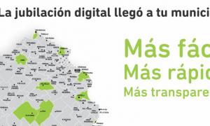 Avanza la digitalización de las jubilaciones de los estatales en Provincia