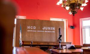 Apertura legislativa en Junín: Se suspendió por un paro de municipales
