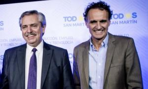 Gabriel Katopodis será Ministro de Alberto Fernández.