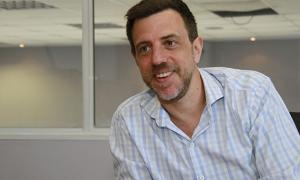 Diego Kravetz es Jefe de Gabinete y de Seguridad de Lanús.