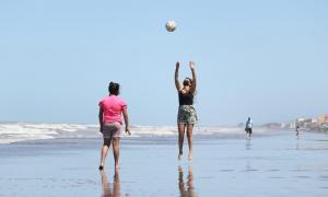 La Costa fue el destino bonaerense más visitado en diciembre