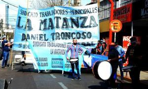 La Matanza: Aumento por decreto de hasta 34% para empleados municipales pese a rechazo gremial